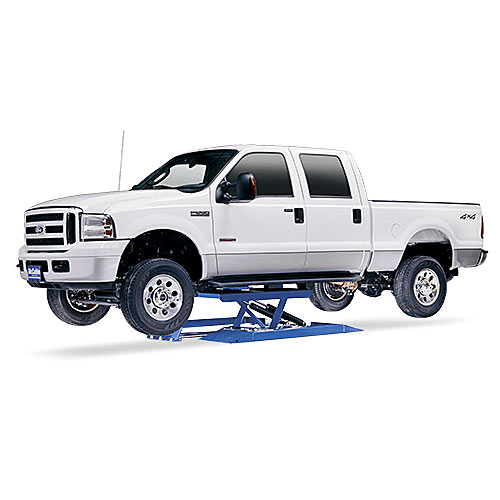 Rotary Pad-Style Auto Lift (10,000lbs.-Capacity Low Rise) - R-VLXS10