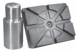 Allpart Style DIW Drop In Pad for Wheeltronics Lifts - ALL-DIW-118