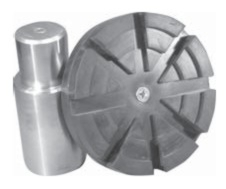 Allpart Style DIW Round Drop In Pad for Wheeltronics Lifts - ALL-DIWR-118