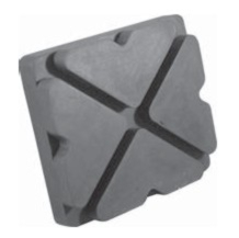 Allpart Replacement Pad for Western Lifts (molded rubber) - ALL-JOP04M