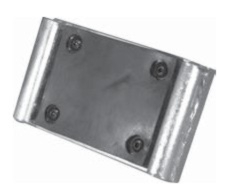 Allpart Replacement Pad for Rotary Lifts (die-cut) - ALL-JOP22D