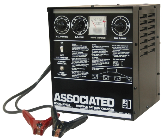 Associated 36-Cell Series Battery Charger (6 Amps) - ASO-6080A