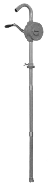 Balcrank High-Flow Rotary Hand Pump - BAL-1300-022