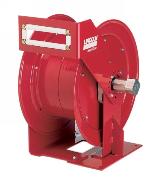 Lincoln 3 4 Quot Large Capacity Bare Hose Reel Lin 84673