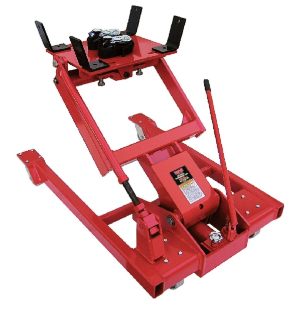 Norco 1.5-Ton Low-Profile Truck Transmission Jack - NOR-72025