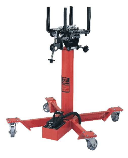 Norco 1-Ton Under-Hoist Air/Hydraulic Truck Transmission Jack - NOR-72701A