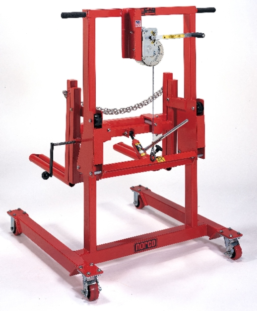 Norco 1/2-Ton High-Lift Wheel Dolly - NOR-82302B