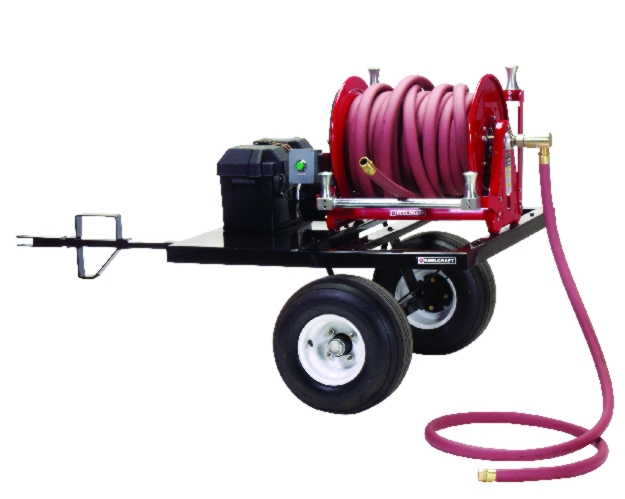 Reelcraft Hose Reel and Trailer Package - REL-600910