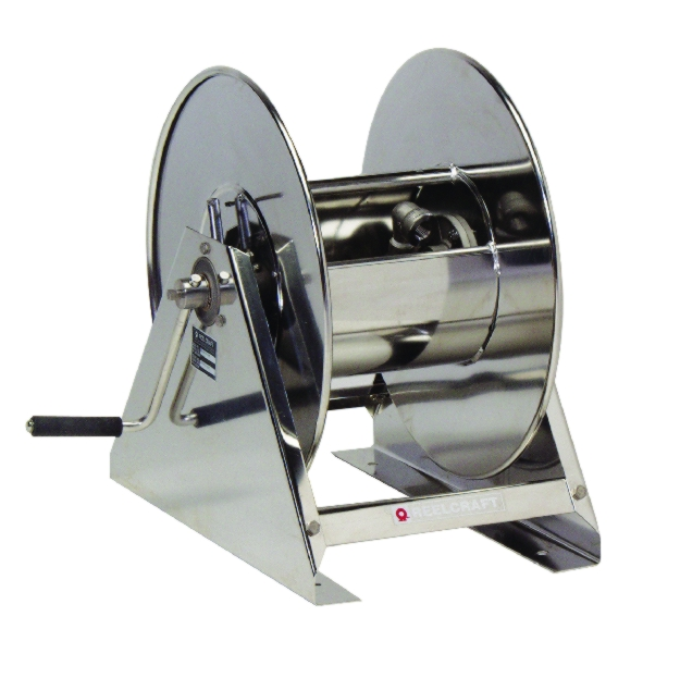 Reelcraft Corrosion Resistant Stainless Steel Hose Reel - REL-HS37000L