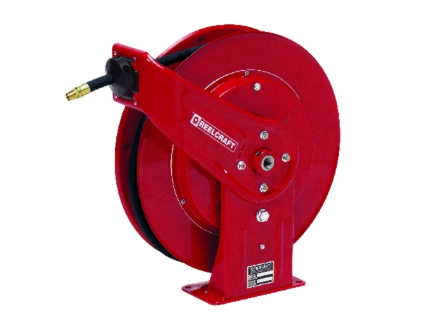 Reelcraft Spring Driven Pressure Washer Hose Reel - REL-PW7600OHP