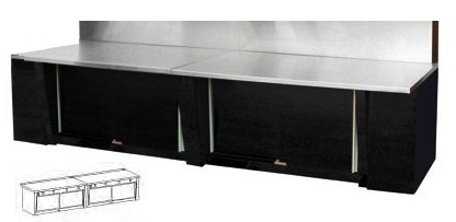 Shure TC3 10' Lower Hybrid Workbench - SH-780010