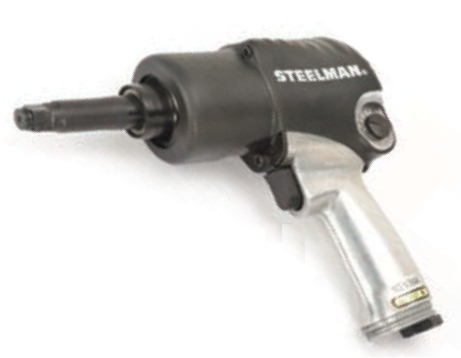 "Steelman 1/2"" Twin Hammer Impact Wrench with anvil - STL-102-4"