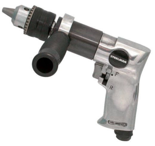 "Steelman 1/2"" Reversible Air Drill - STL-1704"