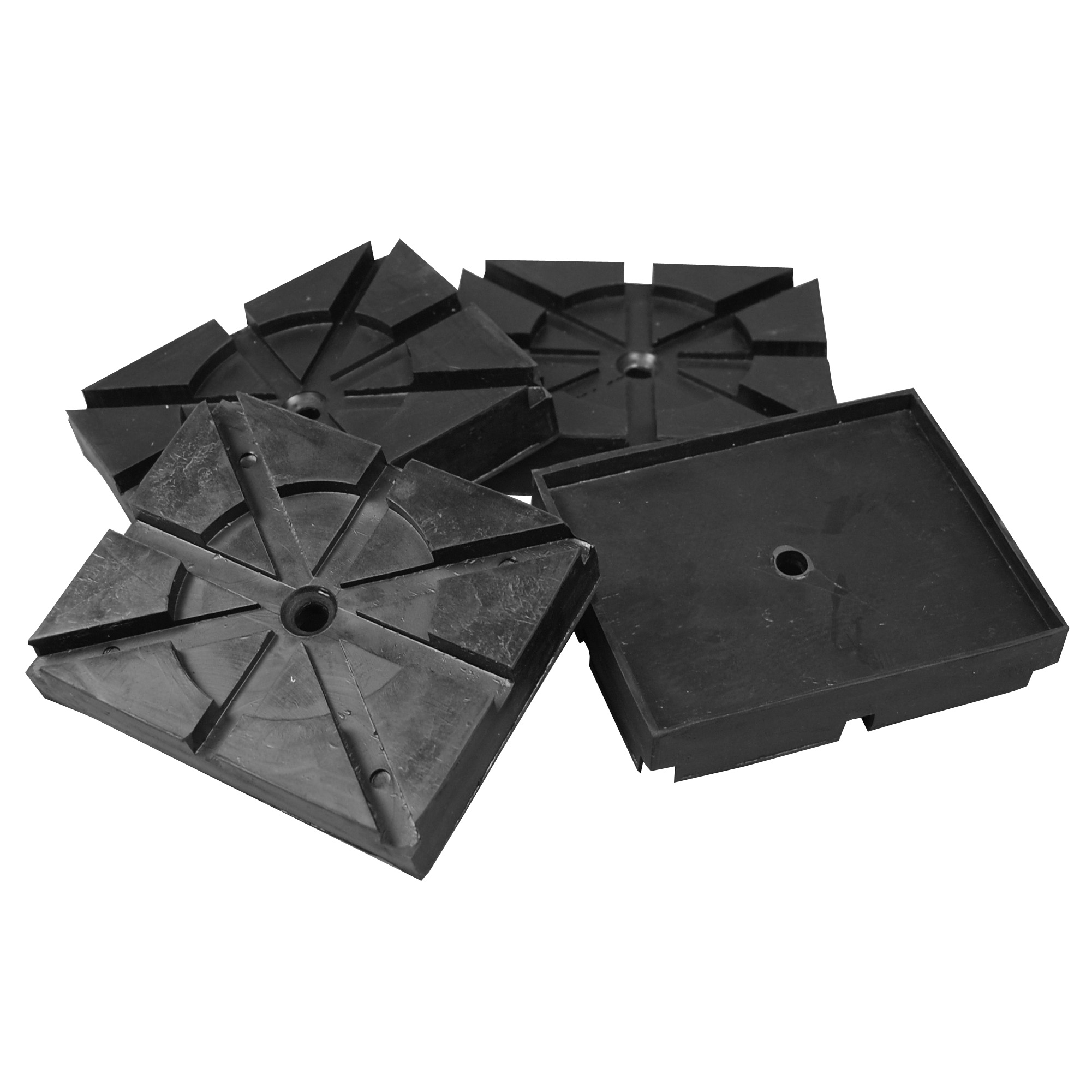 Rectangular Rubber Pad Kit (4) SVI-BH-7805-168-4