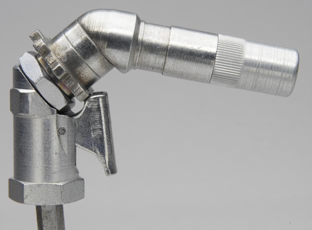 1//8 NPT f Alemite 6509-D Swivel Hydraulic Coupler