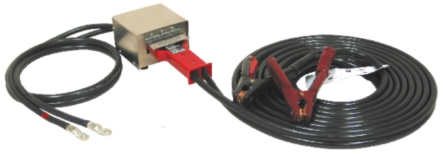 Associated 30' Starting System Plug-In Cable Set (800-amp, 1 AWG) with 5' leads - ASO-6146