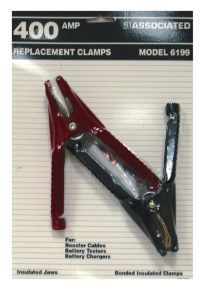 Associated 400-amp Clamp Kit - ASO-6199