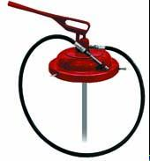 Balcrank Stationary Manual Pump Outfit - BAL-1300-009