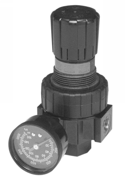 "Balcrank 1/4"" Air Regulator - BAL-3260-029"