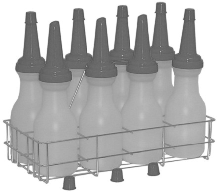 Balcrank Oil Bottle Kit - BAL-6420-008
