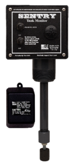 BJ Enterprises Sentry Tank Monitor with 12V Transformer - BJ-7671