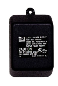 BJ Enterprises Sentry 12V Transformer - BJ-7595