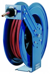 "Cox 1/2"" x 35' Oil Hose Reel"