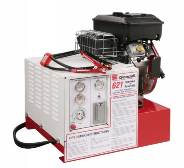 Goodall 700 Amp 12/24V Start-All with generator - GDAL-11-621