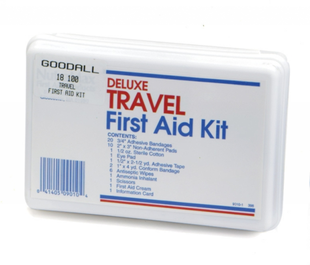 Goodall Travel First Aid Kit - GDAL-18-100