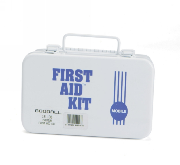 Goodall Premium First Aid Kit - GDAL-18-130