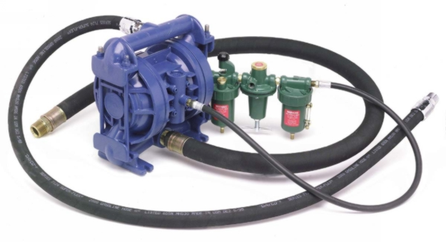 Lincoln Waste Oil Pump - LIN-4100