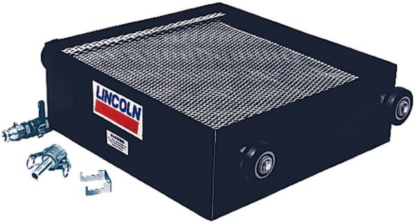Lincoln 30 Gallon Rolling Drain Pan - LIN-84700