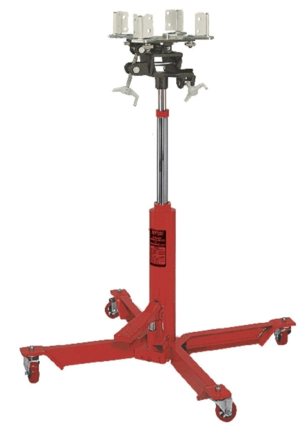 Norco 1/2-Ton Single-Pump Telescopic Transmission Jack - NOR-72500E