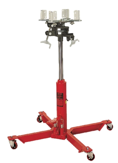 Norco 1/2-Ton Double-Pump FastJack Telescopic Transmission Jack - NOR-72550B
