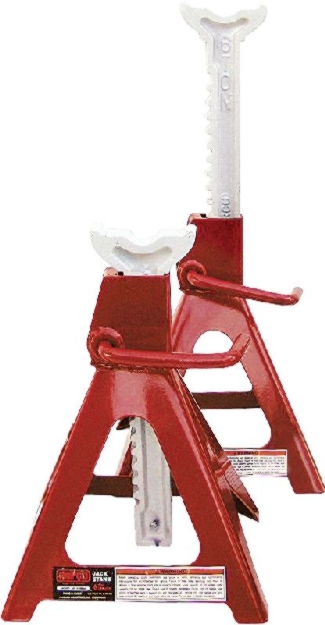 Norco 6-Ton Jack Stands (Ratchet Style) - NOR-81006D