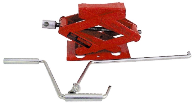 Norco 1.5-Ton Scissors Jack - NOR-82002C
