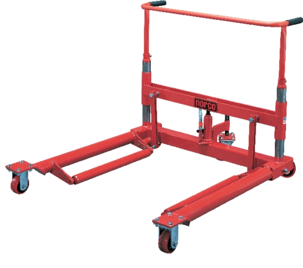 Norco 1-Ton Wheel Dolly with swivel wheels - NOR-82301D
