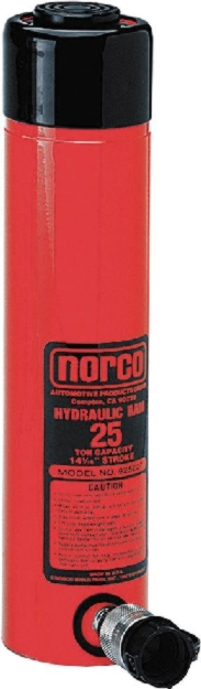 Norco 25-Ton Short Single-Acting Ram - NOR-925023