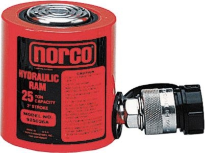 Norco 20-Ton Single-Acting Ram - NOR-925026B