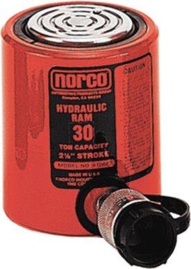 Norco 30-Ton Single-Acting Ram - NOR-930003