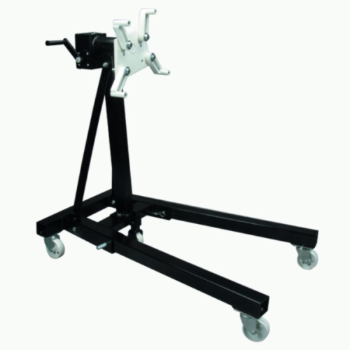 Omega 1250 lb. Folding Engine Stand with Rotating Head - OME-31256