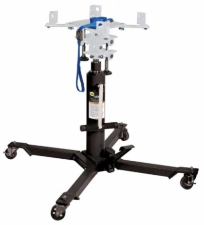 Omega 1/2-Ton Low-Height Telescopic Transmission Jack - OME-41003