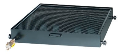 Rotary 30-Gallon SM300 Low-Profile Rolling Drain Pan - R-FC5968BK