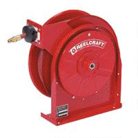 Reelcraft Compact Quiet Latch Hose Reel - REL-5435OHP
