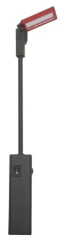 "Steelman 18"" Rigid-Shaft Lighted Inspection Tool - STL-05100A"