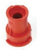 Steelman Red Cooling System Cap Adapter - STL-97332-14