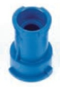 Steelman Blue Cooling System Cap Adapter - STL-97332-15