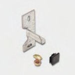 Transair U-Channel Mounting Kit - TRAN-6699-01-02